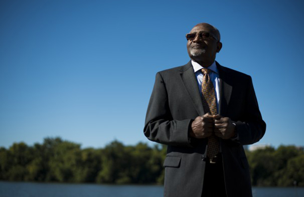 "Dr. Robert J. Bullard, ""Father of the Environmental Justice Movement"""