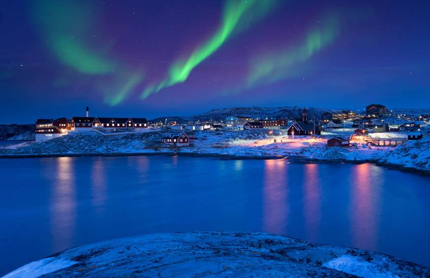 Greenland Ecotourism