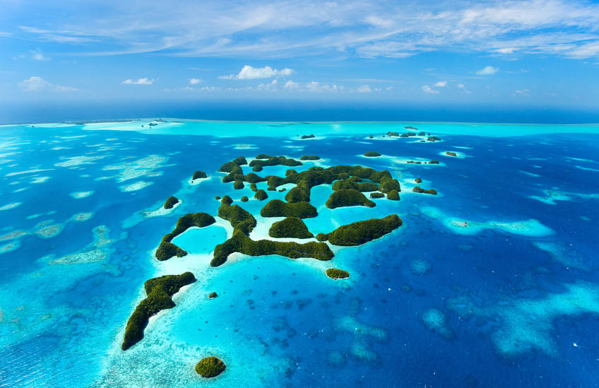 Palau Islands Ecotourism